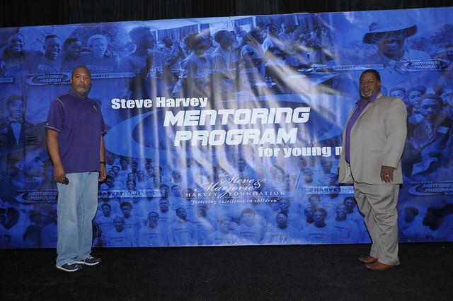 Steve Harvey Mentoring Program