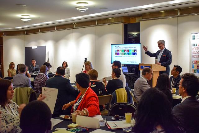 IFLA International Advocacy Programme (IAP) Global Convening
