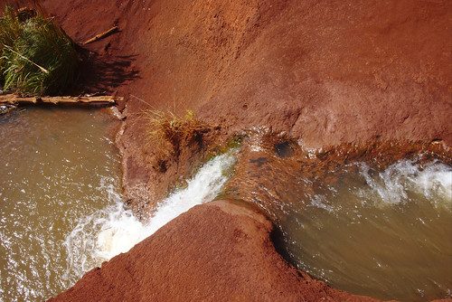 Pool, Red Dirt Falls | by aenigmatēs