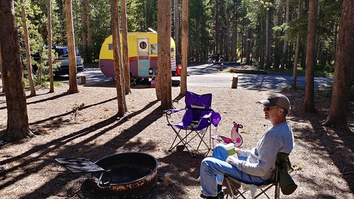 Canyon Campground Yellowstone | by Corvettcrzy