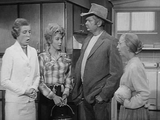 Nancy Kulp, Donna Douglas, Buddy Ebsen, Irene Ryan, The Beverly Hillbillies,