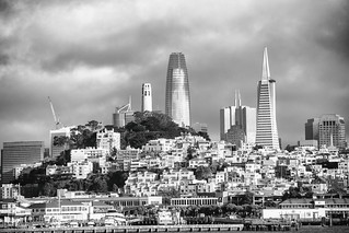 New San Francisco Skyline | by Thomas Hawk