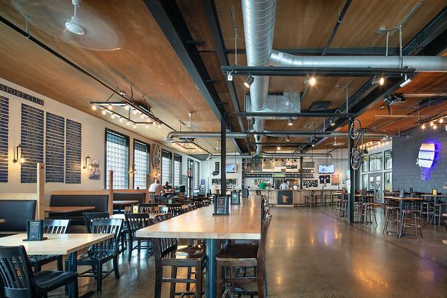 Insight Brewing | Minneapolis, Minnesota | DJR Architecture, Inc.; Building Assets