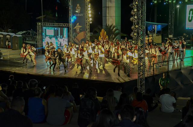 Ponta Negra 62° Festival Folclórico do Amazonas