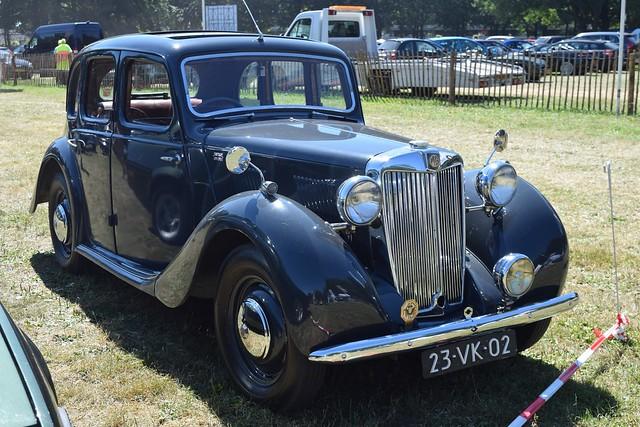 MG YA 1950