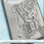 Gramophone Equipment Blu