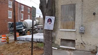 Roadside Memorial for Barry J. Green (2 of 3)