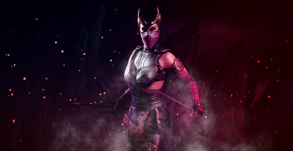 Mortal Kombat Xl Mileena Arthouse Flickr