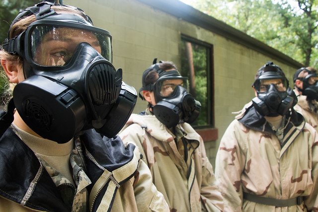 7th Regiment, Basic Camp | CBRN