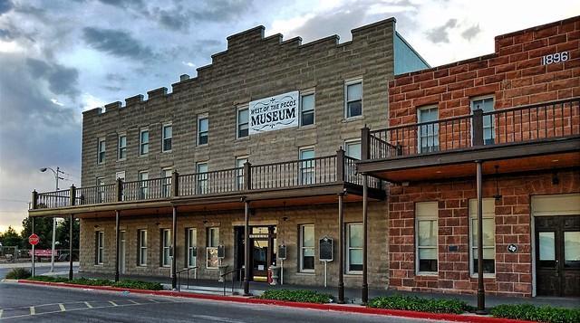 Orient Hotel- Pecos TX