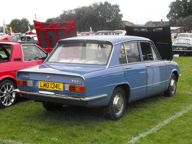 Triumph 1500 - LMO 134L (1)