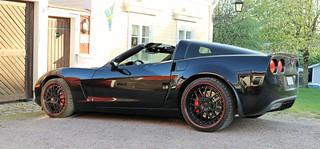 2008 Chevrolet Corvette  Schumacher
