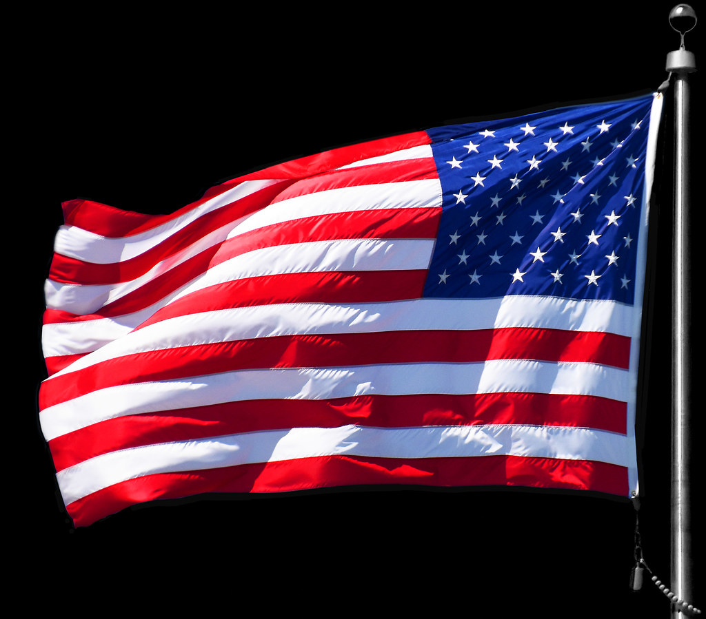 U.S. National Flag Grinnell (IA) 2018