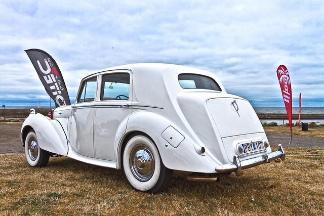 Rolls-Royce Silver Dawn Short Boot Saloon 1950 (7472)