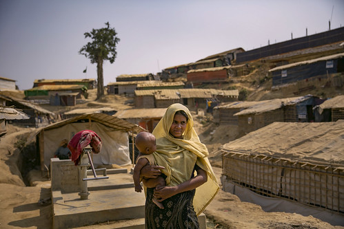 Bangladesh - Rohingya women in refugee camps share stories of loss and hopes of recovery | by UN Women Gallery