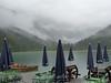 Jägersee – lodičkám nepřálo počasí, foto: Petr Nejedlý
