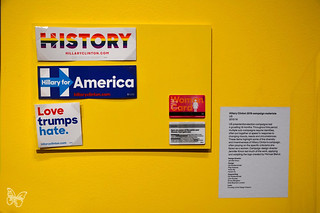 Hope to Nope : Design & Politics 2008-18 | by Butterfly Art News