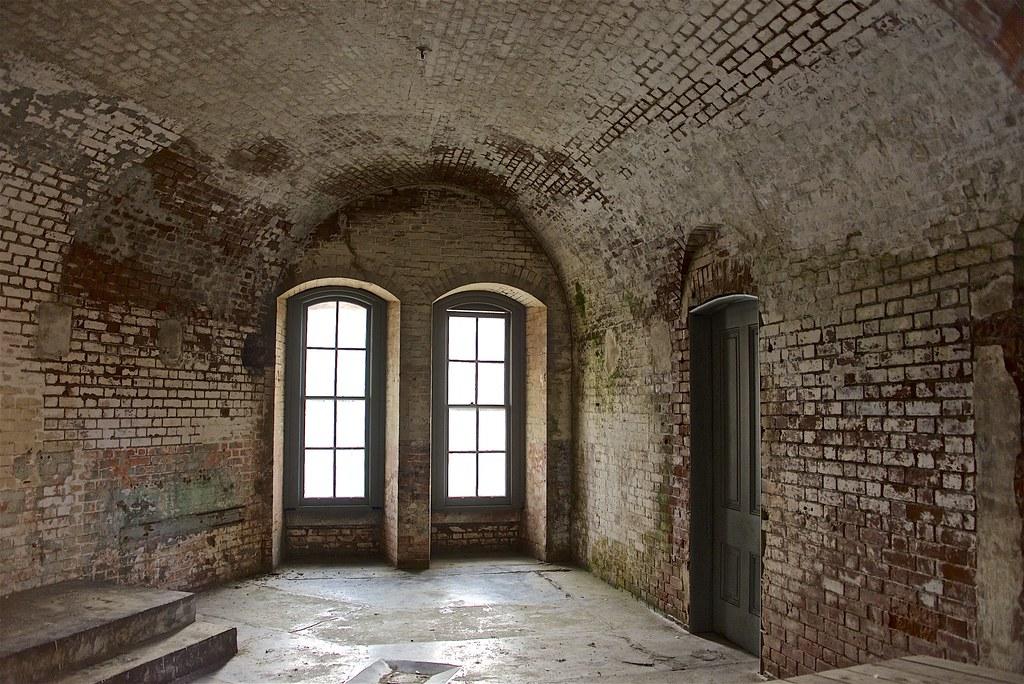 Civil War Era Fort Point