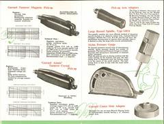 Garrard Brochure 1953 d