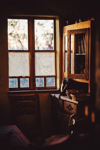 Vintage Window and Furniture | by dejankrsmanovic