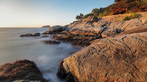 chile arturonahum travel zapallar valparaisoregion sunset longexposure sea ocean mar oceano rocks rocas 600