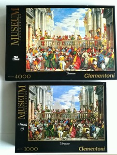 Big & Small - The Wedding Feast in Cana (boxes) | by Puzzabell