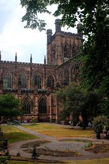 Chester Cathedral, England | by DarkB4Dawn