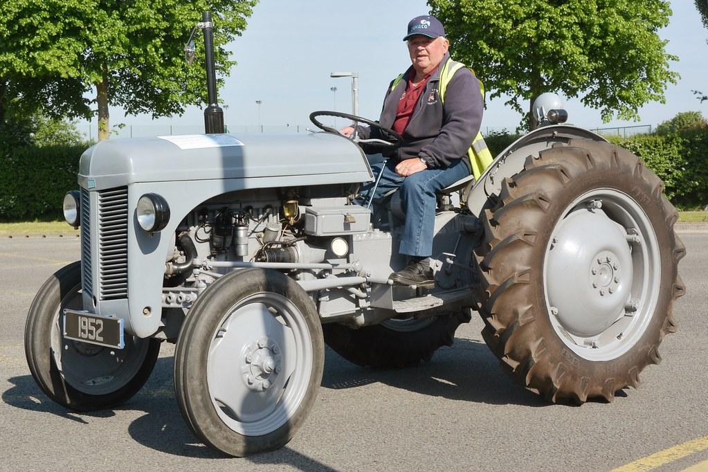 1952 Massey Ferguson Tractor   2018 SWCC Show, Cardiff    Flickr