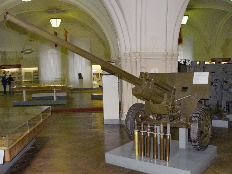 57毫米癌-2枪国防部。1943年1