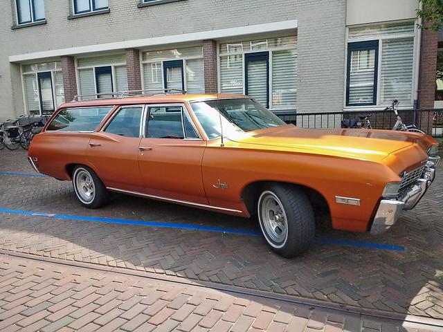 Chevrolet Impala Station Wagon 1968 (150907893)