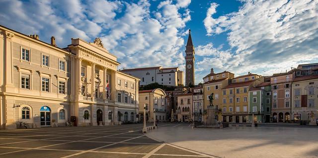 Slovenia / Slowenien: Piran