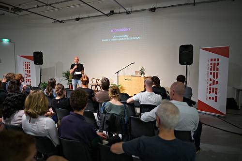 Impakt Event: Bellingcat ; www.Impakt.nl