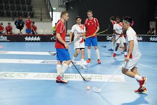 SVK - SGP M | by IFF_Floorball