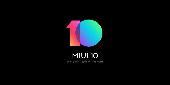 Ya puedes instalar la nueva versión MIUI 10 en tu terminal Xiaomi