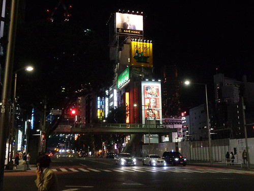 Shibuya by night 58 | by worldtravelimages.net