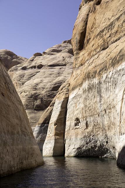 Lake Powell, Glen Canyon National Recreation Area.