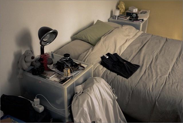 chambre à coucher - Paris