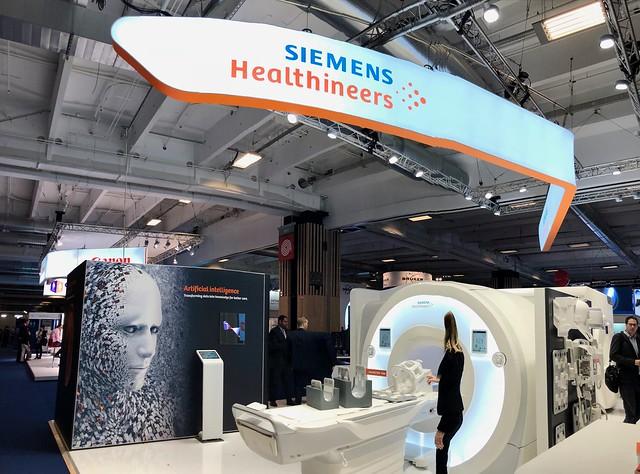 Siemens: Magnetom Vida 3T MRI scanner