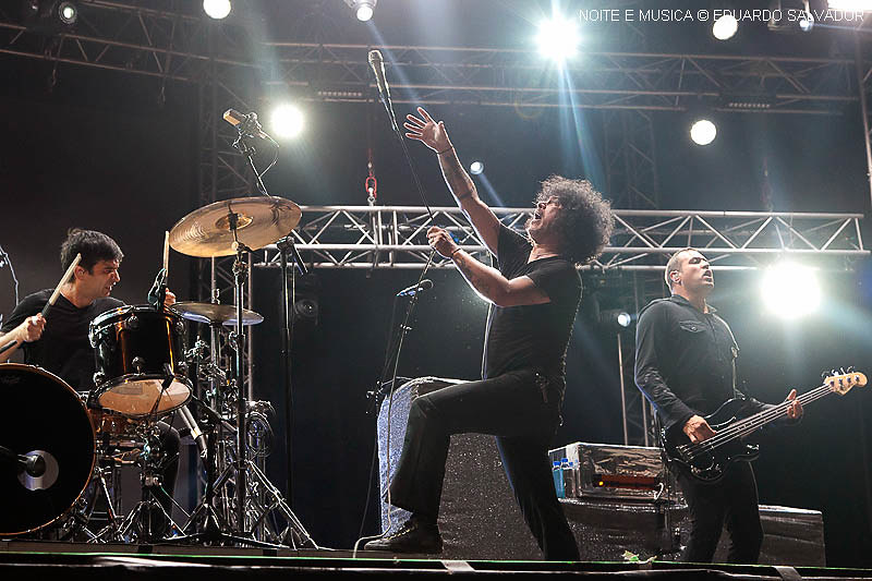 At The Drive In - NOS Alive 2018