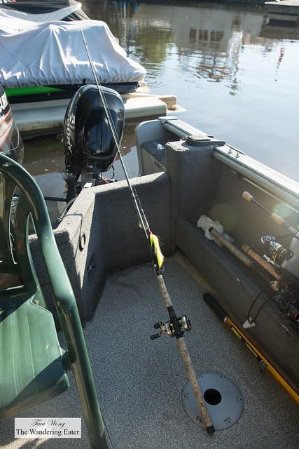 Fishing cruise excursion