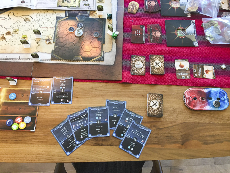 best legacy board games Gloomhaven