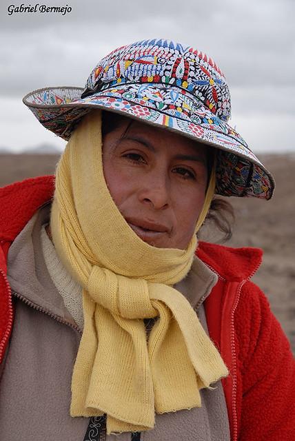 Un retrato en la altura - Perú