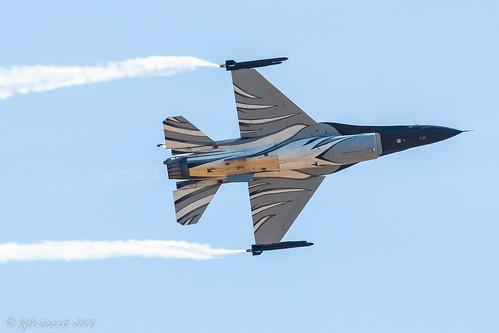 SABCA/General Dynamics F-16AM Fighting Falcon | FA-101 | Belgian Air Force | by Kyle Greet