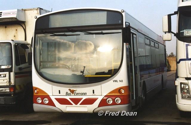 Bus Eireann VWL143 (03C21635).