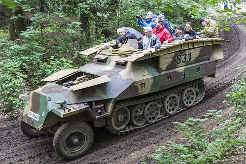 SdKfz 251/7 Ausf D