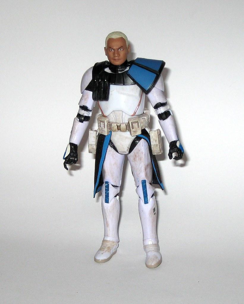 "***Star Wars The Black Series Clone Captain Rex #59-6/"" Action Figure***"