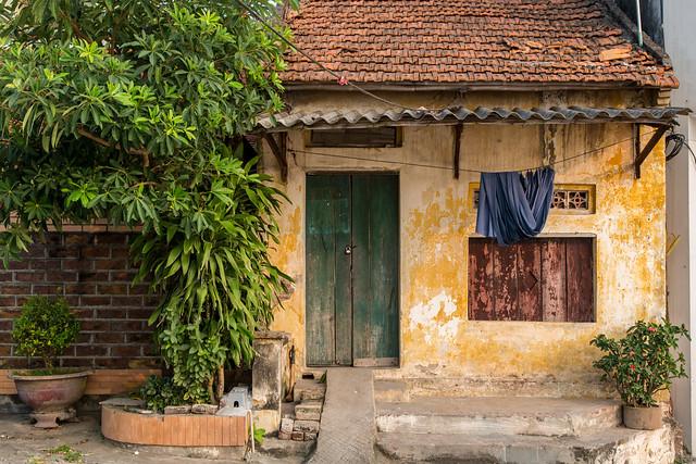 Humble Abode in Bat Trang, Vietnam