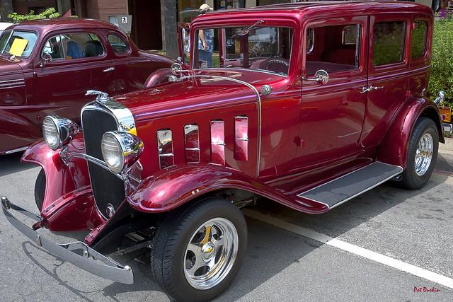 1932 Chevrolet Standard Sedan