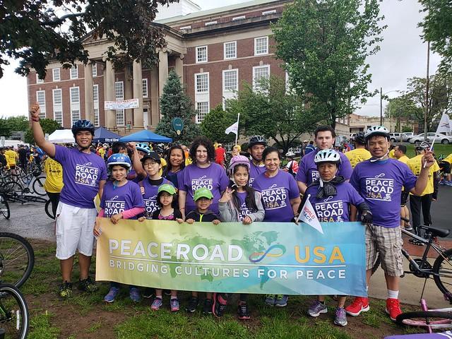 United States-2018-05-20-Peace Road USA Hits the Road in Elizabeth, NJ