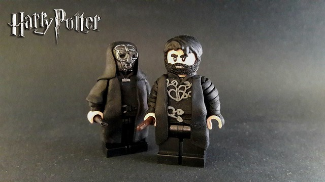 Lego Harry Potter: Death Eaters | Flickr - Photo Sharing!